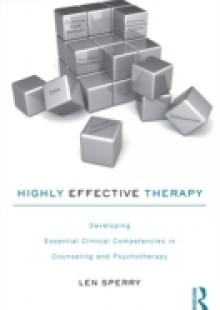 Обложка книги  - Highly Effective Therapy