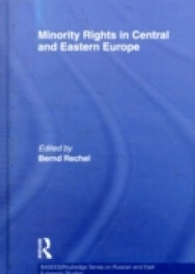 Обложка книги  - Minority Rights in Central and Eastern Europe