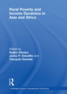 Обложка книги  - Rural Poverty and Income Dynamics in Asia and Africa