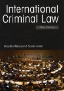 Обложка книги  - International Criminal Law