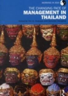 Обложка книги  - Changing Face of Management in Thailand