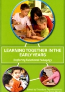 Обложка книги  - Learning Together in the Early Years
