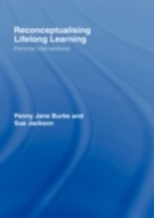 Обложка книги  - Reconceptualising Lifelong Learning