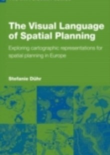 Обложка книги  - Visual Language of Spatial Planning