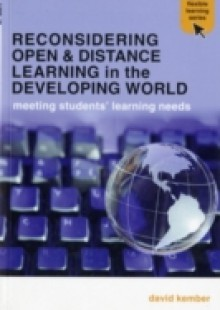 Обложка книги  - Reconsidering Open and Distance Learning in the Developing World