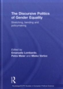 Обложка книги  - Discursive Politics of Gender Equality