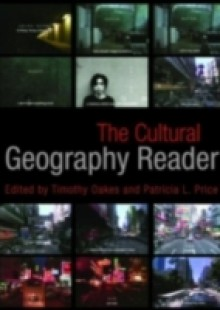 Обложка книги  - Cultural Geography Reader