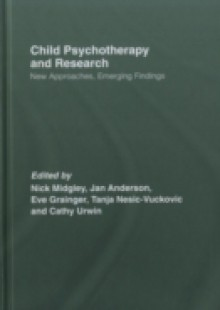 Обложка книги  - Child Psychotherapy and Research