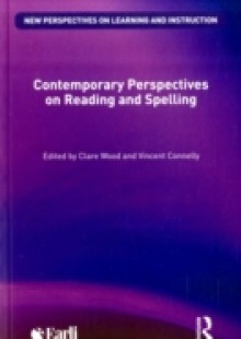 Обложка книги  - Contemporary Perspectives on Reading and Spelling