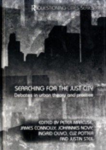 Обложка книги  - Searching for the Just City