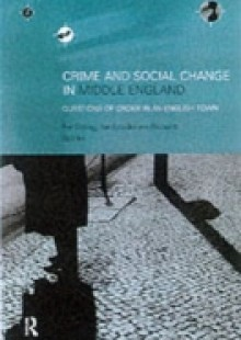 Обложка книги  - Crime and Social Change in Middle England