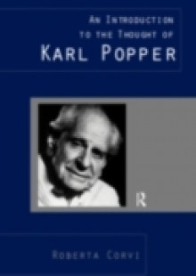Обложка книги  - Introduction to the Thought of Karl Popper