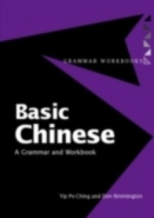 Обложка книги  - Basic Chinese: A Grammar and Workbook