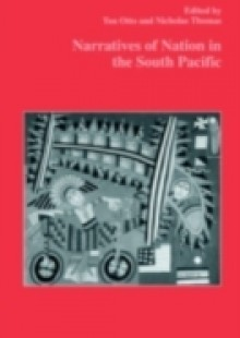 Обложка книги  - Narratives of Nation in the South Pacific