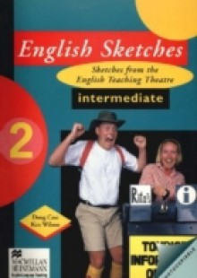 Обложка книги  - English Sketches 2 Intermediate