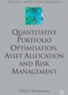 Обложка книги  - Quantitative Portfolio Optimisation, Asset Allocation and Risk Management