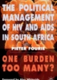 Обложка книги  - Political Management of HIV and AIDS in South Africa