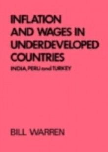 Обложка книги  - Inflation and Wages in Underdeveloped Countries