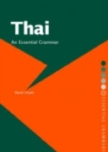 Обложка книги  - Thai: An Essential Grammar
