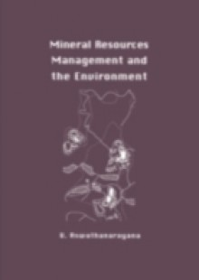 Обложка книги  - Mineral Resources Management and the Environment