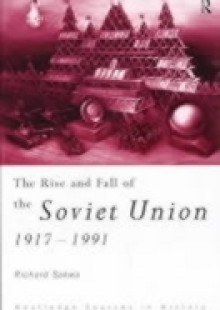 Обложка книги  - Rise and Fall of the Soviet Union