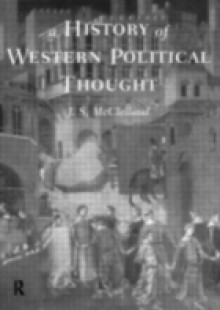 Обложка книги  - History of Western Political Thought