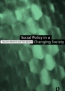 Обложка книги  - Social Policy in a Changing Society