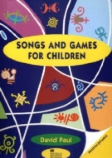 Обложка книги  - Songs and Games for Children