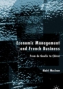 Обложка книги  - Economic Management and French Business