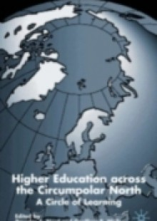 Обложка книги  - Higher Education Across the Circumpolar North