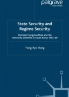 Обложка книги  - State Security and Regime Security