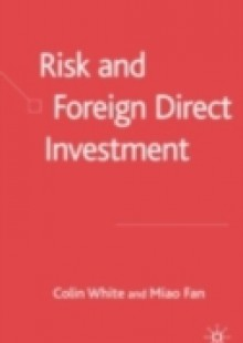 Обложка книги  - Risk and Foreign Direct Investment
