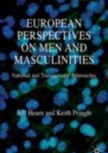 Обложка книги  - European Perspectives on Men and Masculinities