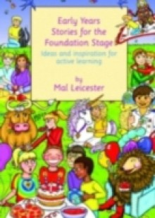 Обложка книги  - Early Years Stories for the Foundation Stage