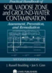 Обложка книги  - Practical Handbook of Soil, Vadose Zone, and Ground-Water Contamination