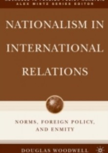 Обложка книги  - Nationalism in International Relations