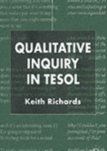 Обложка книги  - Qualitative Inquiry in TESOL