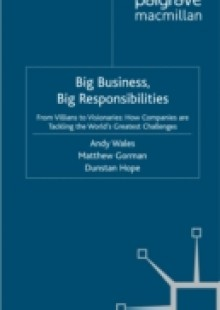 Обложка книги  - Big Business, Big Responsibilities