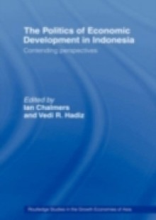 Обложка книги  - Politics of Economic Development in Indonesia