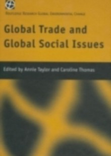 Обложка книги  - Global Trade and Global Social Issues
