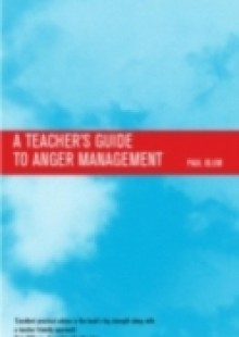 Обложка книги  - Teacher's Guide to Anger Management