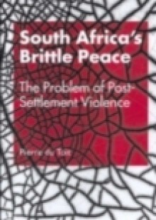 Обложка книги  - South Africa's Brittle Peace
