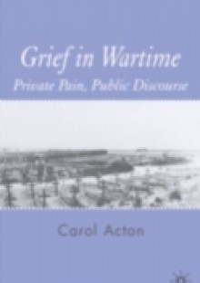 Обложка книги  - Grief in Wartime