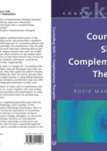 Обложка книги  - Counselling Skills For Complementary Therapists
