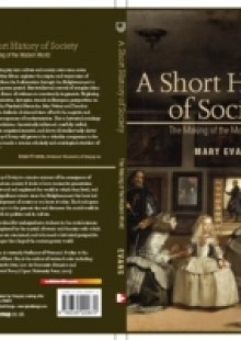 Обложка книги  - A Short History Of Society