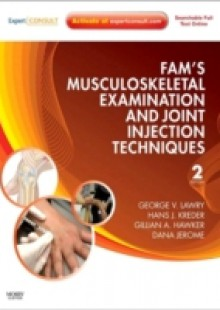 Обложка книги  - Fam's Musculoskeletal Examination and Joint Injection Techniques