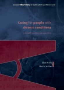 Обложка книги  - Caring For People With Chronic Conditions