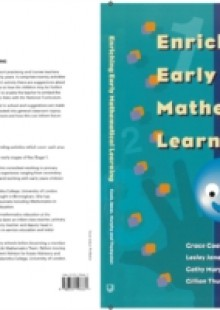 Обложка книги  - Enriching Early Mathematical Learning