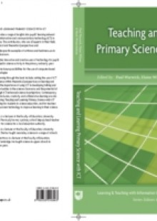 Обложка книги  - Teaching And Learning Primary Science With Ict