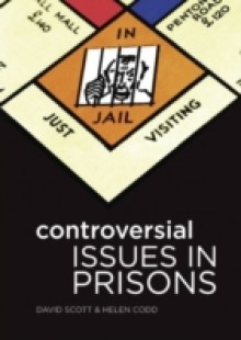 Обложка книги  - Controversial Issues In Prisons